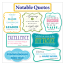 Scholastic Teaching Resources SC-810509 Notable Quotes Bb St