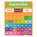Scholastic Teaching Resources SC-812780 Color Your Classroom Calendar Bbs
