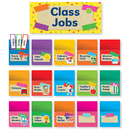 Scholastic Teaching Resources SC-812782 Tape It Up Class Jobs Bbs