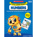 Scholastic Teaching Resources SC-822829 Little Learner Packets Numbers