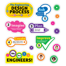 Scholastic Teaching Resources SC-823623 We Are Engineers Bulletin Board