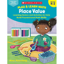 Scholastic Teaching Resources SC-828562 Play & Learn Math Place Value