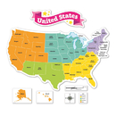 Scholastic Teaching Resources SC-834489 Our United States Bulletin Board St