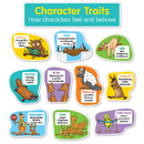 Scholastic Teaching Resources SC-834494 Character Traits Bulletin Board St