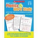 Scholastic Teaching Resources SC-946589 Week By Week Phonics & Word Study - Activities For The Intermediate Gr