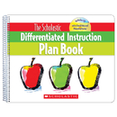 Scholastic Teaching Resources SC-9780545112635 The Scholastic Differentiated Instruction Plan Book