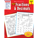 Scholastic Teaching Resources SC-9780545200899 Scholastic Success With Fractions & Decimals Gr 5