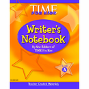 Shell Education SEP10146 Time Kids Gr 1-2 Writers Notebook