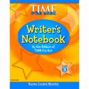 Shell Education SEP10147 Time Kids Gr 3-4 Writers Notebook