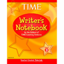 Shell Education SEP10377 Time Kids Gr 7-12 Writers Notebook