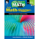 Shell Education SEP50786 Daily Math Stretches Gr 3-5