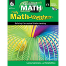 Shell Education SEP50787 Daily Math Stretches Gr 6-8