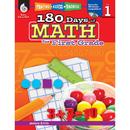 Shell Education SEP50804 180 Days Of Math Gr 1