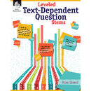 Shell Education SEP51475 Leveled Text Dependent Question - Stems