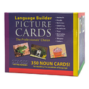 Stages Learning Materials SLM001 Language Builder Picture Nouns