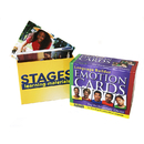 Stages Learning Materials SLM003 Language Builder Emotion Cards