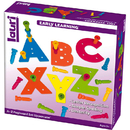 Patch Products SME2322 A-Z Uppercase Pegboard Set