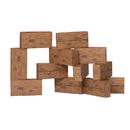 Smart Monkey SMT5016 16Pc Giant Timber Blocks