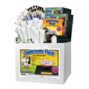 Woodland Scenics SP-4253 Scene-A-Rama Cell Structure - Classroom Pack