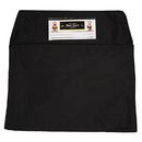 Seat Sack SSK00115BK Medium 15 In Black