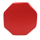 American Educational SSZ58735 Red Octagon Pillow