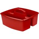 Storex STX00954U06CBN Large Caddy Red, 3 EA