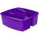 Storex STX00955U06CBN Large Caddy Purple, 3 EA