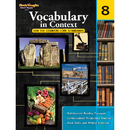 Houghton Mifflin Harcourt SV-9780547625812 Gr 8 Vocabulary In Context For The Common Core Standards
