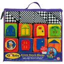 Small World Toys SWT7068300 Baby Knock-Knock Blocks