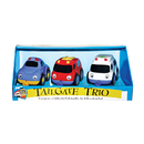 Small World Toys SWT7401803 Tailgate Trios Emergency
