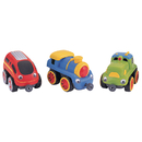 Small World Toys SWT7401806 Tailgate Trios Locomotives
