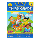 School Zone Publishing SZP06314 Big Workbook Third Grade