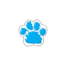 Trend Enterprises T-10583 Paw Print Mini Accents