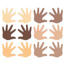 Trend Enterprises T-10635 Friendship Hands Accents