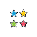 Trend Enterprises T-10720 Bold Strokes Stars Mini Variety Pk