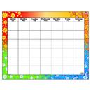 Trend Enterprises T-1170 Wipe-Off Chart Calendar 22 X 28