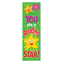 Trend Enterprises T-12035 You Are A Reading Star Bookmarks