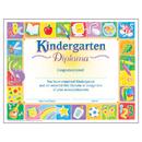 Trend Enterprises T-17002 Classic Diploma Kindergarten 30/Pk 8-1/2 X 11