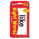 Trend Enterprises T-23027BN Pocket Flash Cards Sight, 3 EA