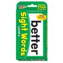 Trend Enterprises T-23029 Pocket Flash Cards Sight Words C