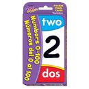 Trend Enterprises T-23041 Numbers 0-100 Bilingual