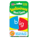 Trend Enterprises T-24010 Challenge Cards Spellominoes