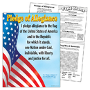 Trend Enterprises T-38004 Chart Pledge Of Allegiance Gr K-3 17 X 22