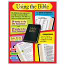 Trend Enterprises T-38701 Using The Bible Learning Chart