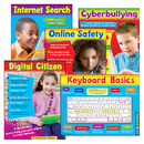 Trend Enterprises T-38961 Primary Technology 5 St Learning Charts Combo Pack