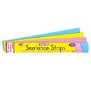 Trend Enterprises T-4002 Wipe-Off Sentence Strips Multicolor 24 Inch Pk