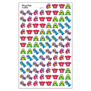 Trend Enterprises T-46035 Sticker Frog Fun Supershapes