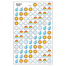 Trend Enterprises T-46039 Supershapes Stickers Weather