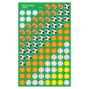 Trend Enterprises T-46074 Supershapes Stickers Sports Ball