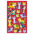 Trend Enterprises T-46342 Purrfect Pet Supershape Stickers Lg